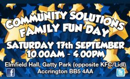 Community Solutions Fun Day