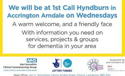 1st Call Hyndburn Hub