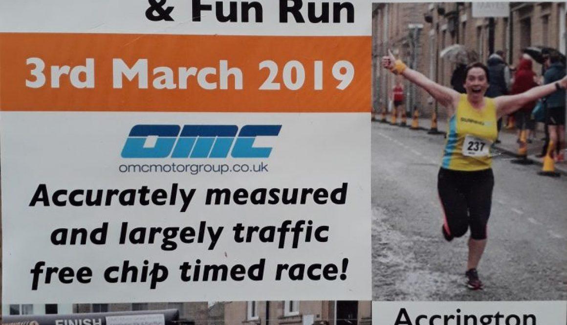 The Ron Hill 10K Run Accrington